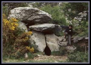 Knockeen Dolmen, Co. Waterford